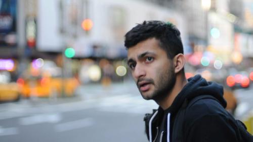 Indian-American Nimesh Patel