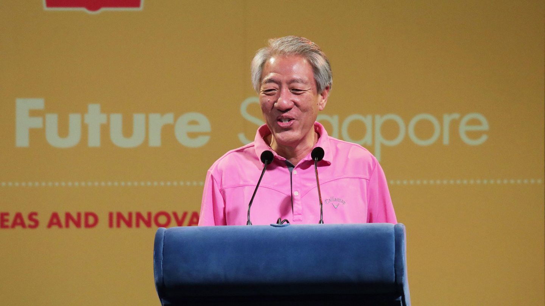 Deputy Prime Minister Teo Chee Hean