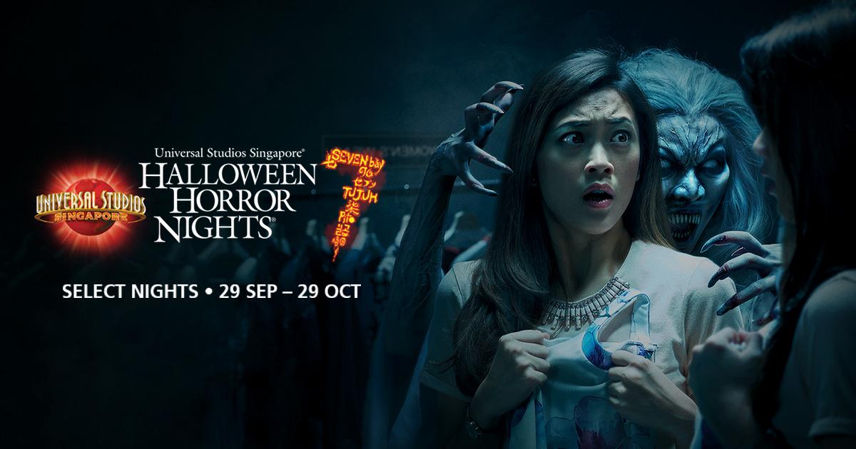 Halloween Horror Nights 7