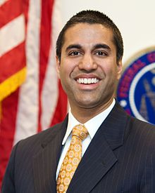 Indian-American Ajit Pai.