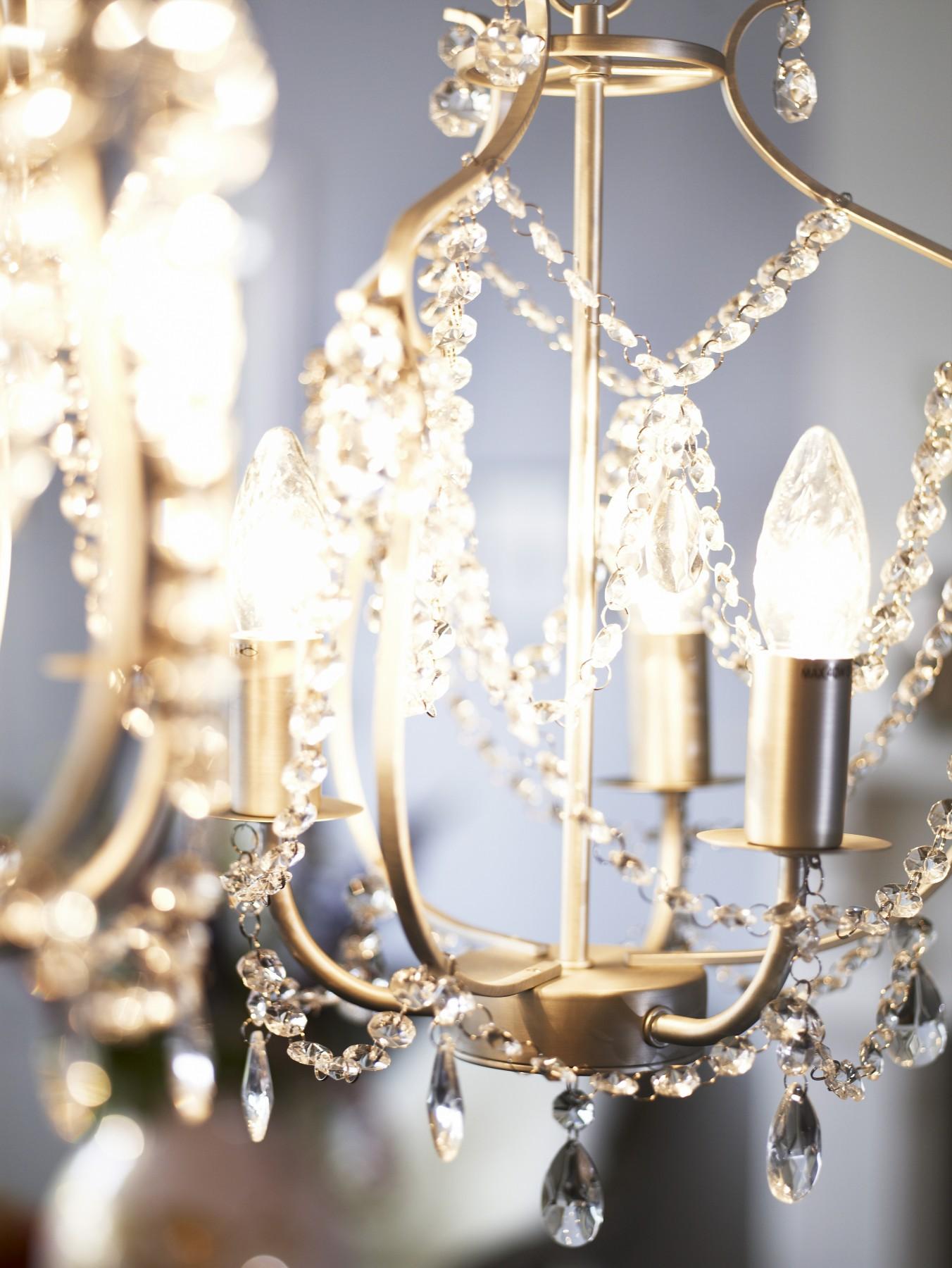 IKEA Deepavali lighting