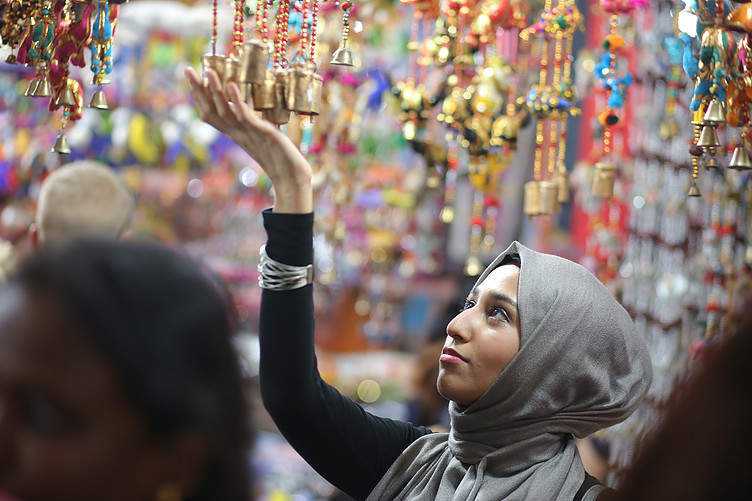 People of all religions, communities participate in Deepavali festivities in Singapore exhibiting multiculturalism and social cohesiveness of the island country.