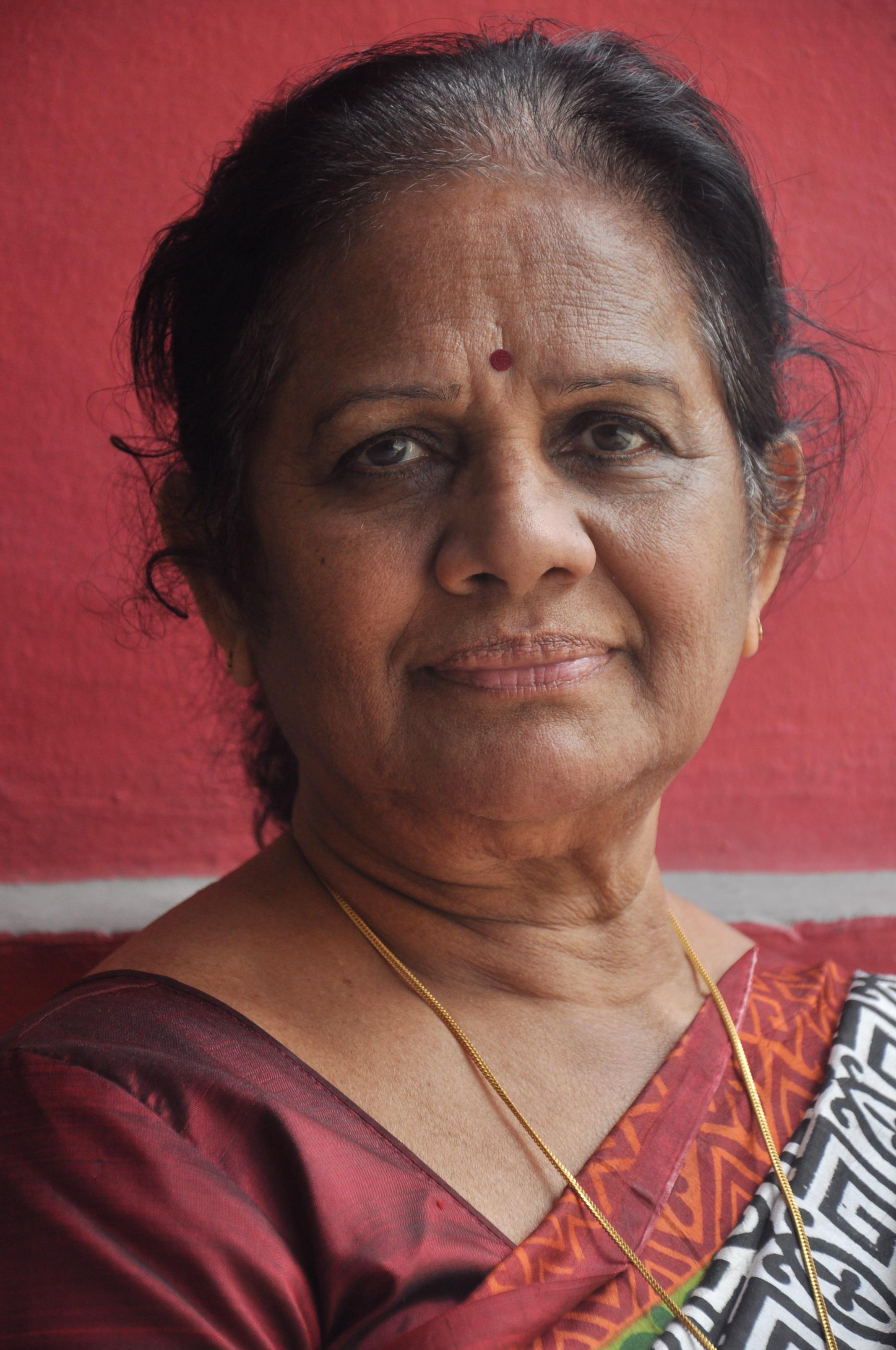 Santha Bhaskar, Artistic Director of Bhaskar's Arts Academy