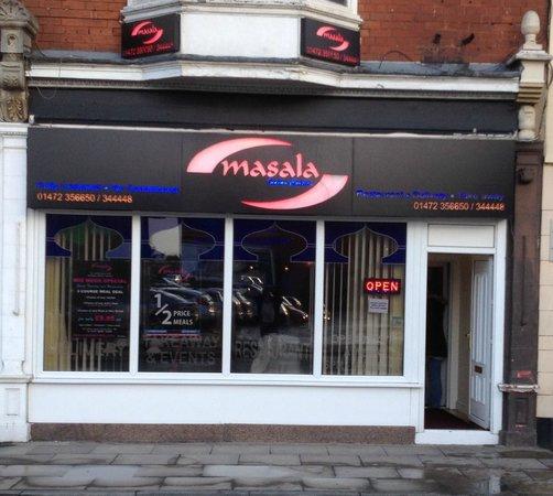 Masala Indian Cuisine in Grimsby.