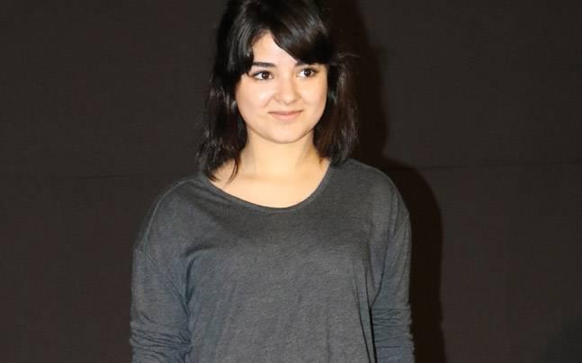 Zaira Wasim
