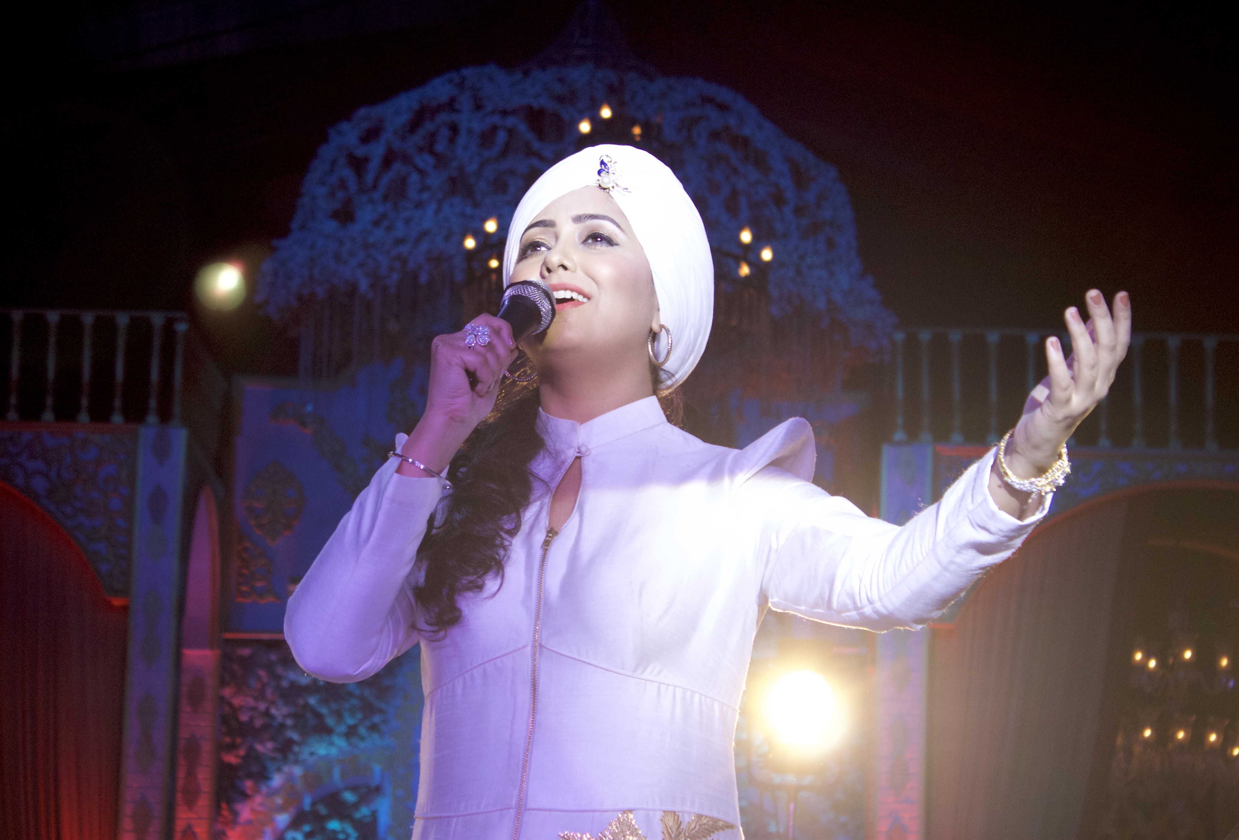 Harshdeep Kaur to perform in Singapore