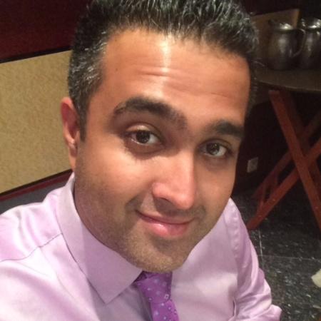Karan Arora - director of Natural Vitamin Labs.