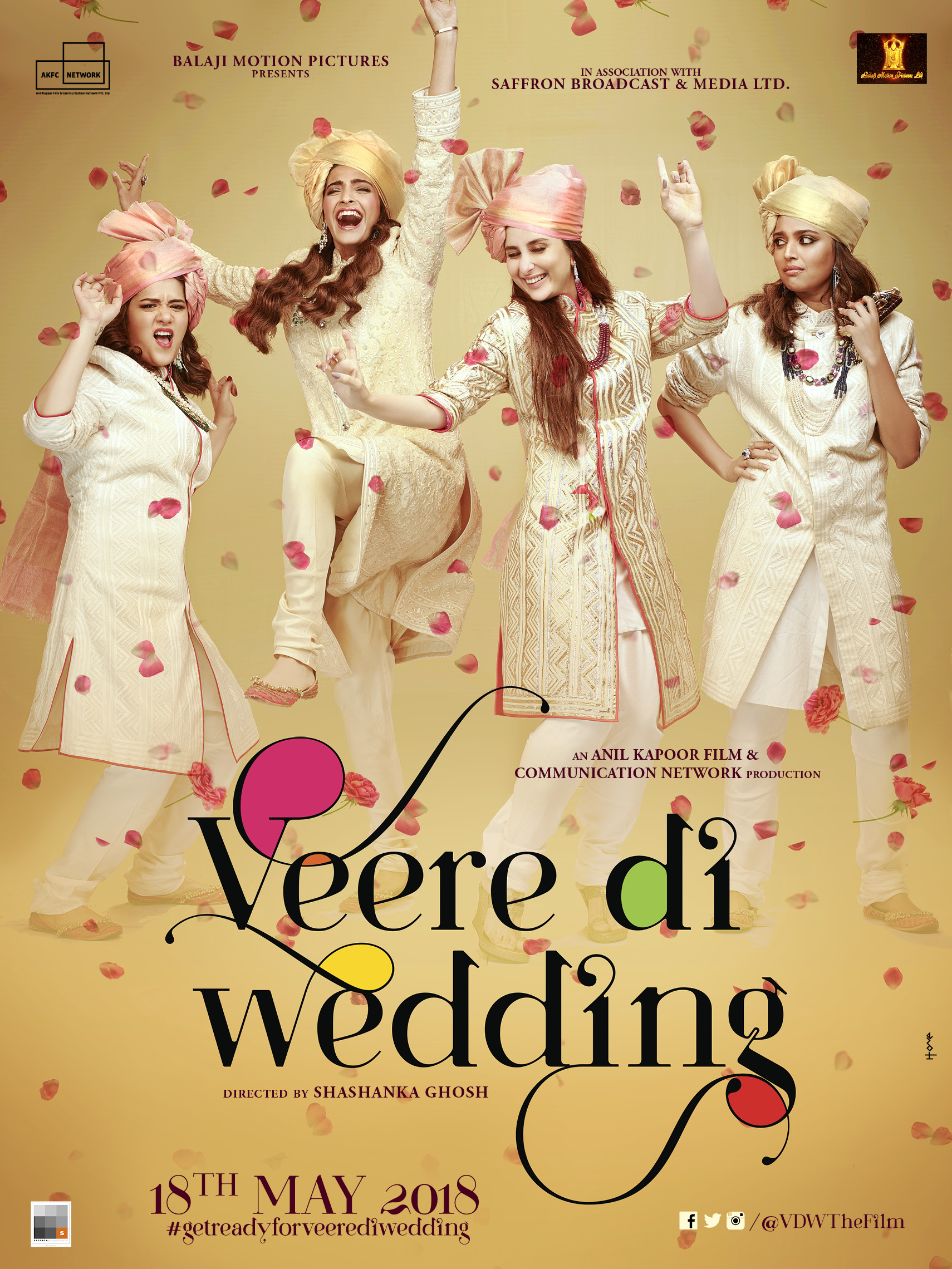 Save the date for Bollywood's most awaited wedding