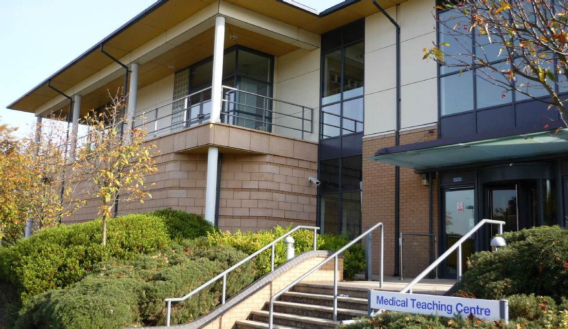 The Warwick Medical Teaching Centre.