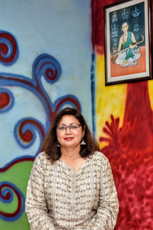 Vidhya Nair, Head of GICC.