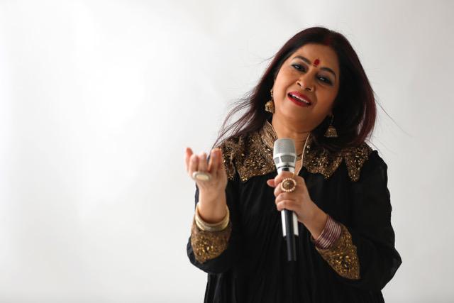 National award winner Rekha Bhardwaj.