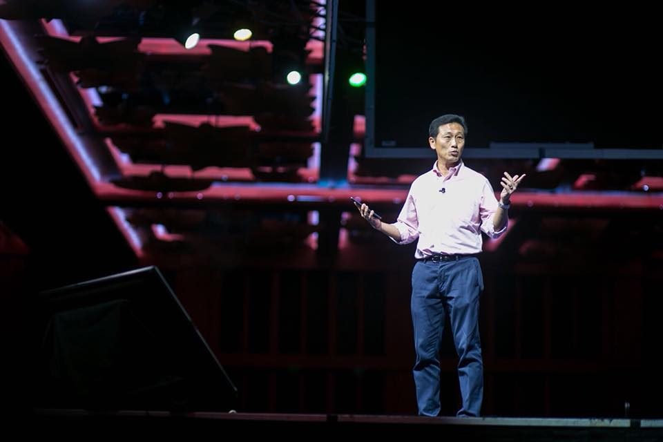 Education Minister (Higher Education and Skills) of Singapore Ong Ye Kung.