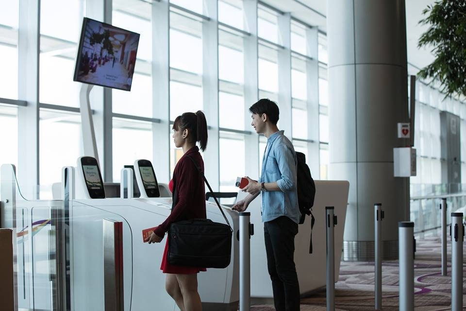 Automated Boarding Gate (ABG)