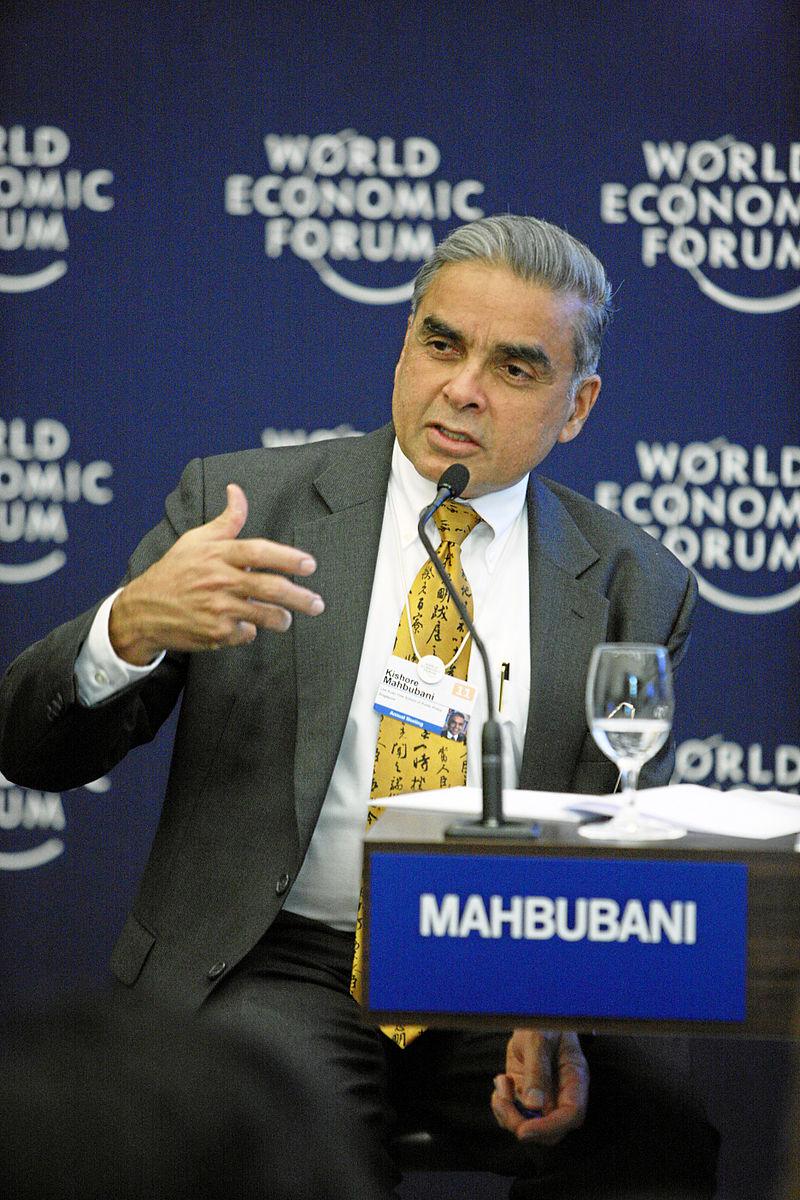 Professor Kishore Mahbubani,