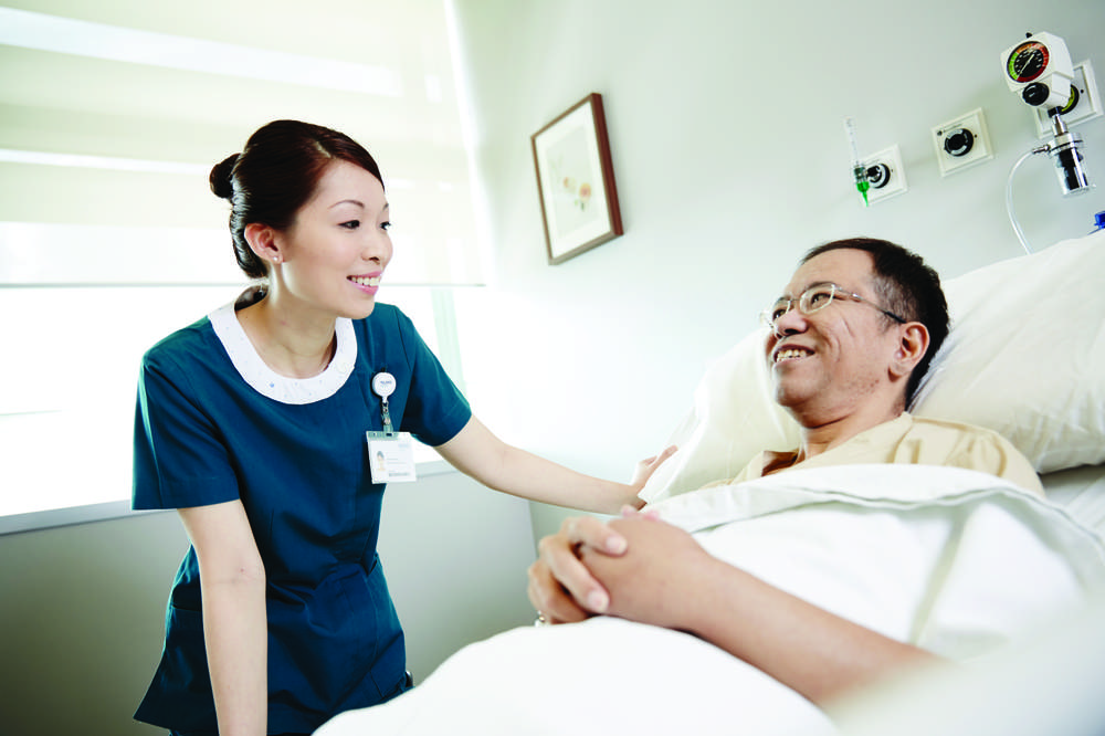National Electronic Health Record (NEHR) is a platform that brings together patient records of Singapore.