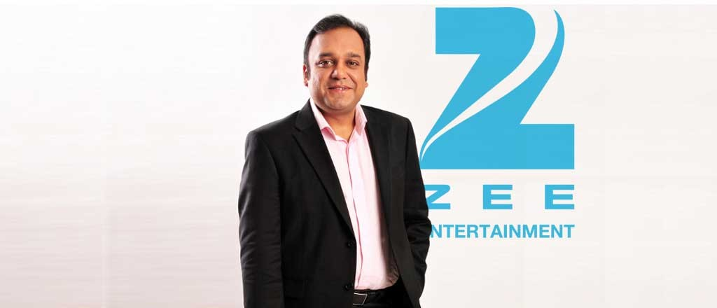 Punit Goenka, MD and CEO of ZEEL.
