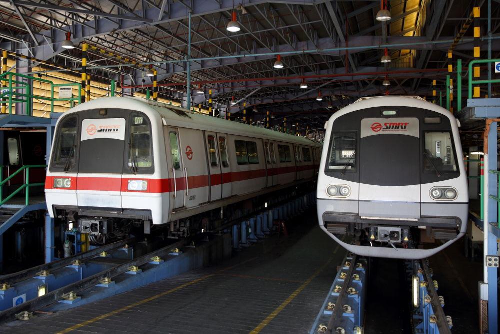 SMRT trains collide at Joo Koon station, 25 injured