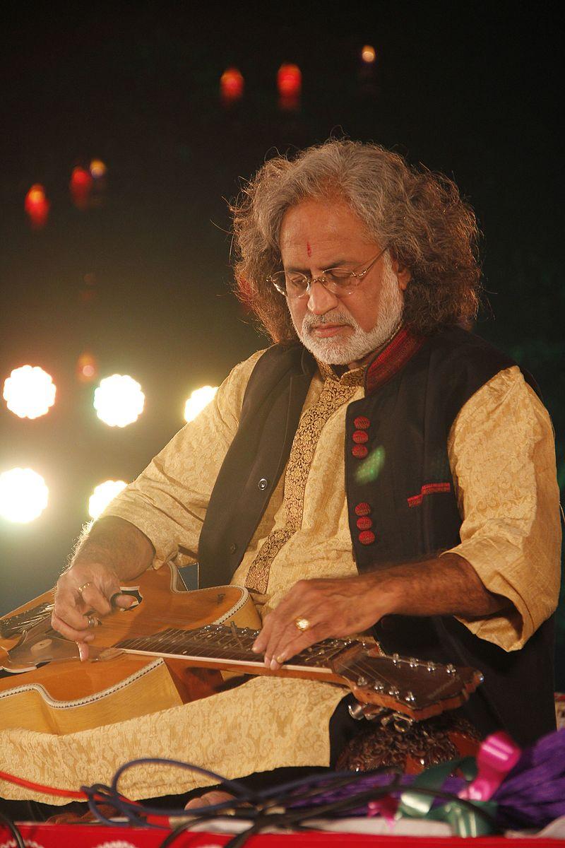 Pt Vishwa Mohan Bhatt.