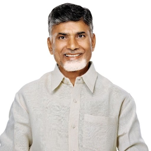 Chandrababu Naidu, Chief Minister of Indian State of Andhra Pradesh.