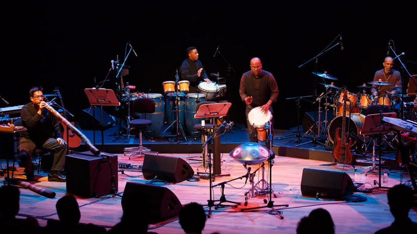 Groove to my Rhythm in full swing. Photo courtesy: Esplanade - Theatres on the Bay