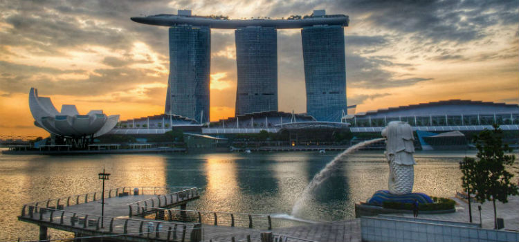 Singapore economy is expected to grow by 3 to 3.5 per cent for 2017.