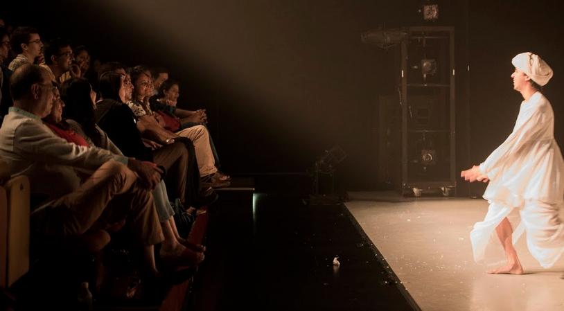 Audience reaction matters most, during the staging of Khwaab Sa, A Midsummer's Night Dream adaptation by Atul Kumar Photo courtesy: IndieStrings