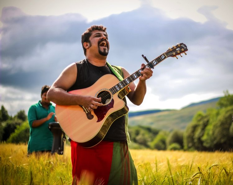 Raghu Dixit is a singer-songwriter, producer and film score composer all rolled in one.