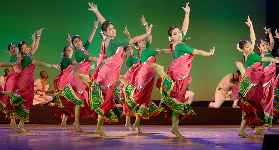 The dancing troupe of Tanusree Shankar has given memorable performances in different parts of the world.