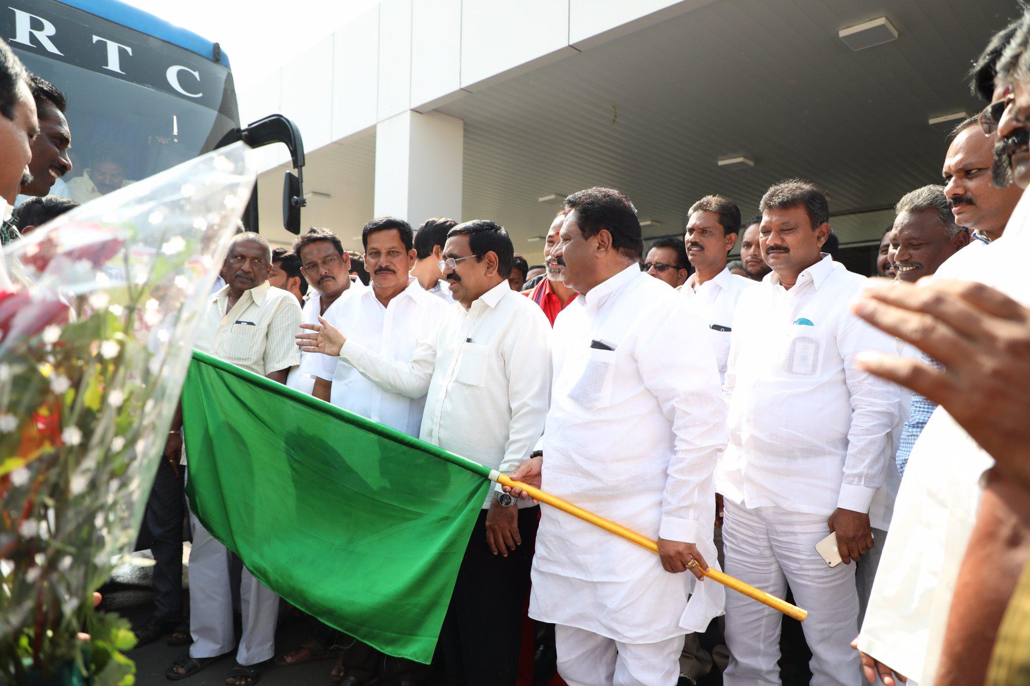N Chinarajappa, Deputy Chief Minister of Andhra Pradesh