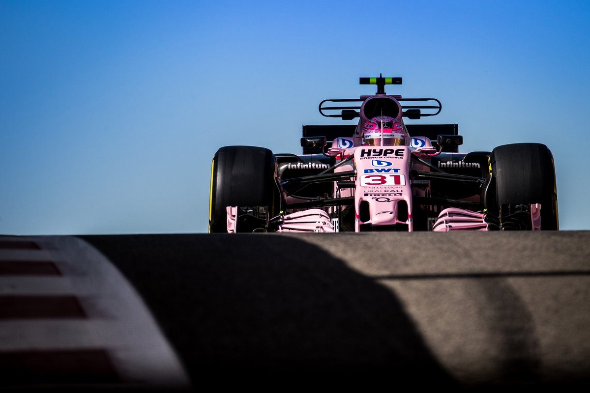 Mallya is accused of laundering money to the F1 racing team Force India, whose latest car, the VJM10 is named after him.