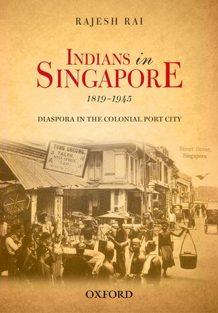 Book 'Indians in Singapore'