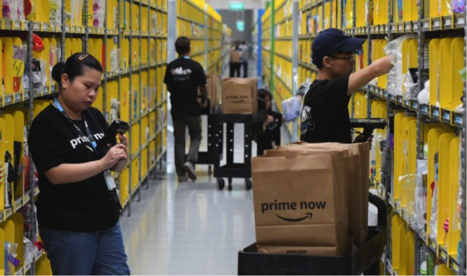 Amazon finally comes to Southeast Asia, launching in Singapore