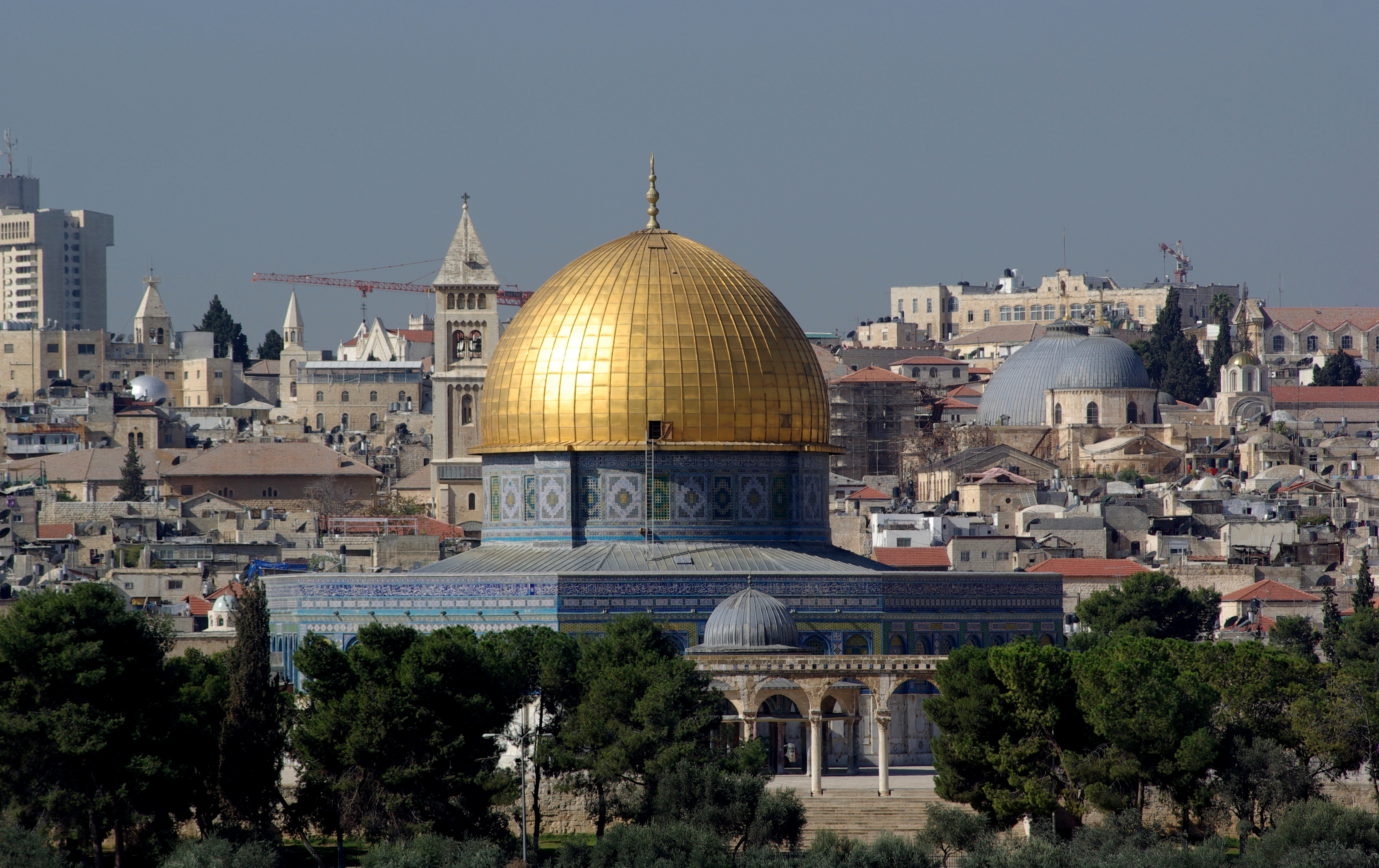 Singapore believes that  future status of Jerusalem should be decided through direct negotiations between Israel and the Palestinians.