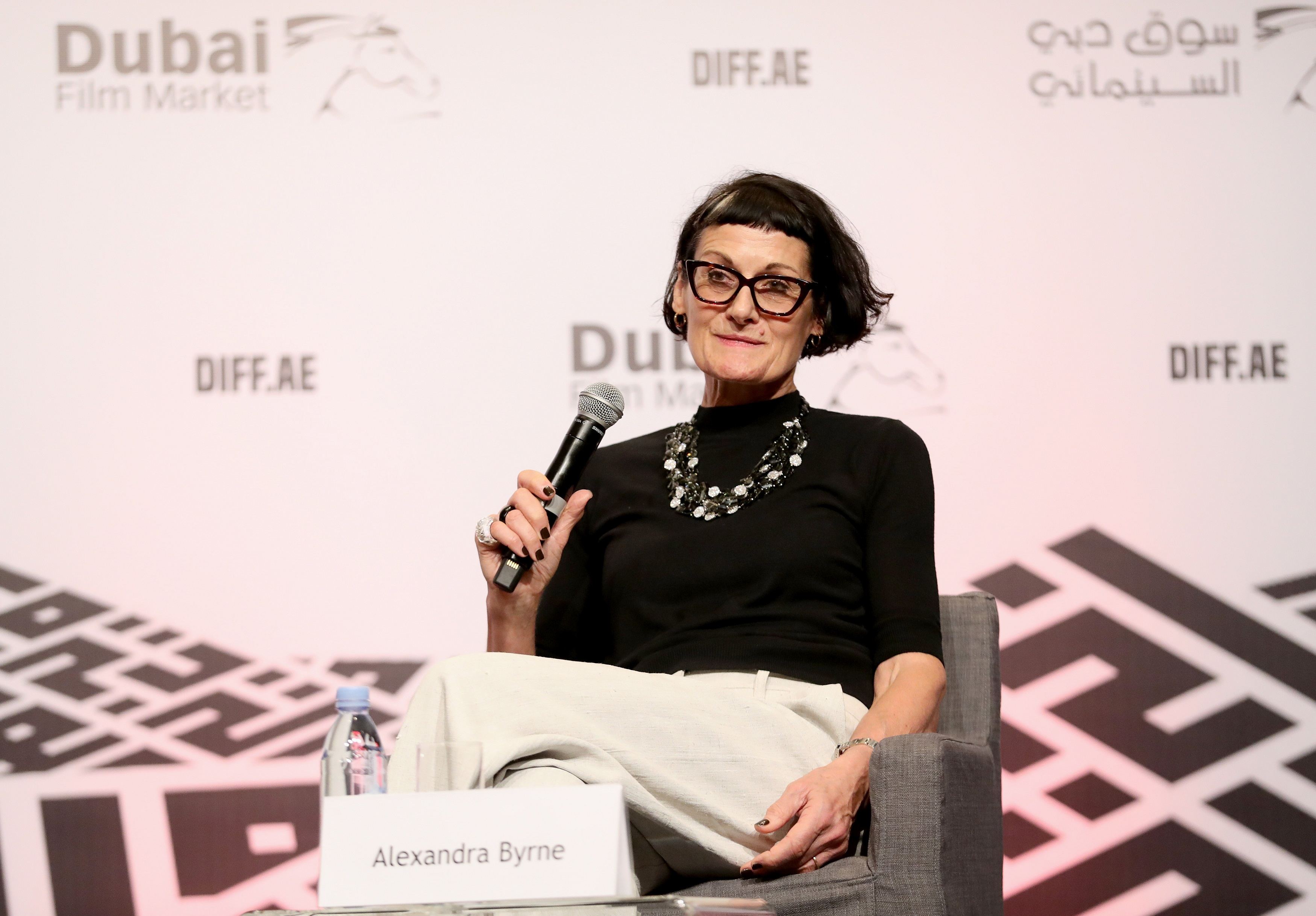 Academy Award-winning designer Alexandra Byrne