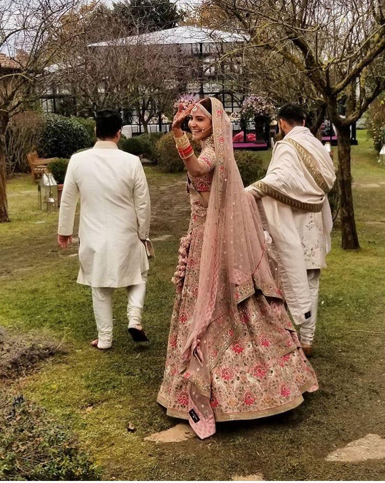 Anushka Virat marriage