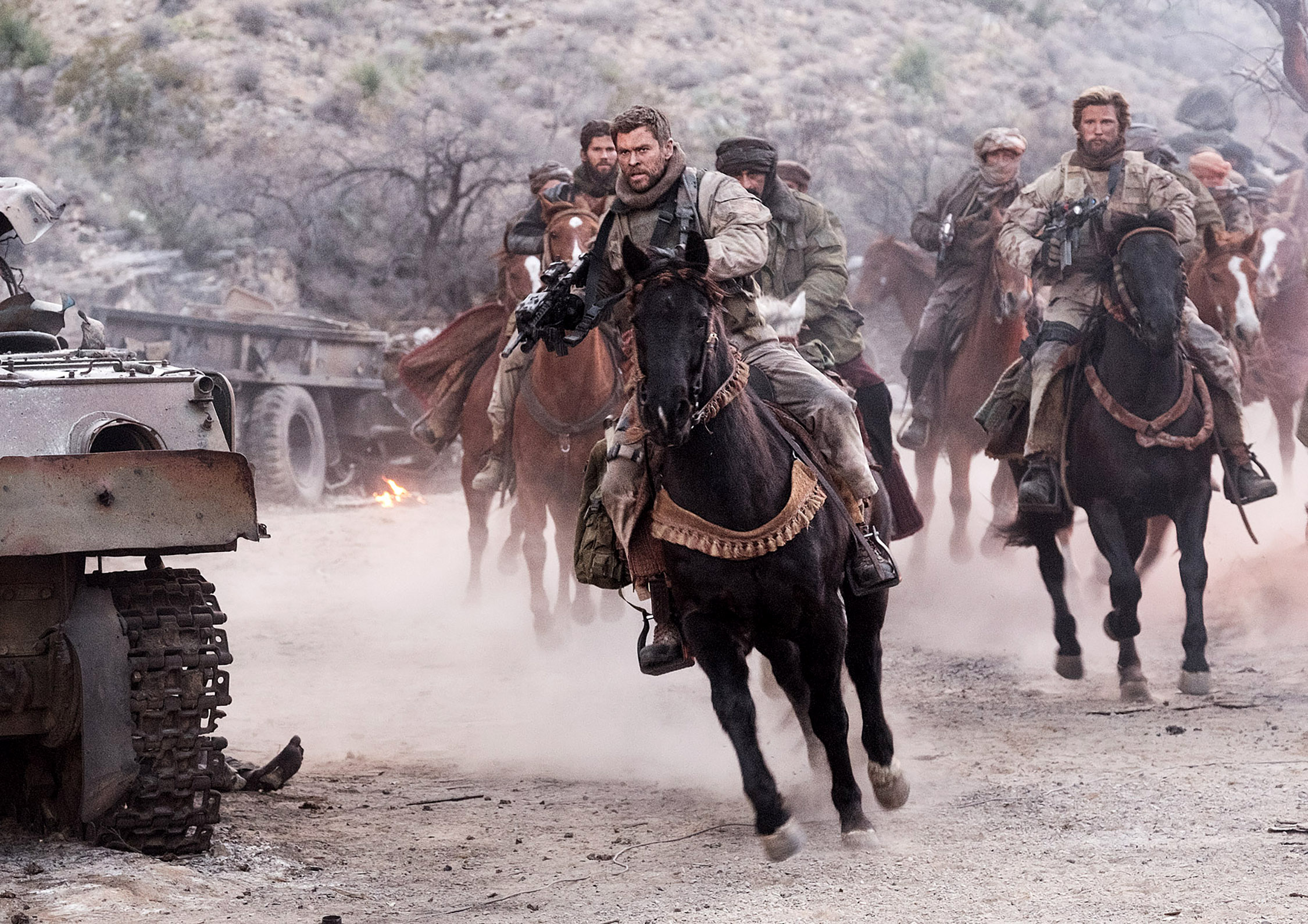 '12 Strong' – film on aftermath of 9/11 comes to India in January