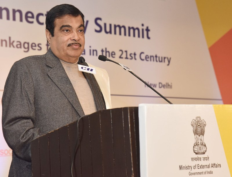 Indian Minister for Road Transport and Highways Nitin Gadkari, while addressing the ASEAN India Connectivity Summit