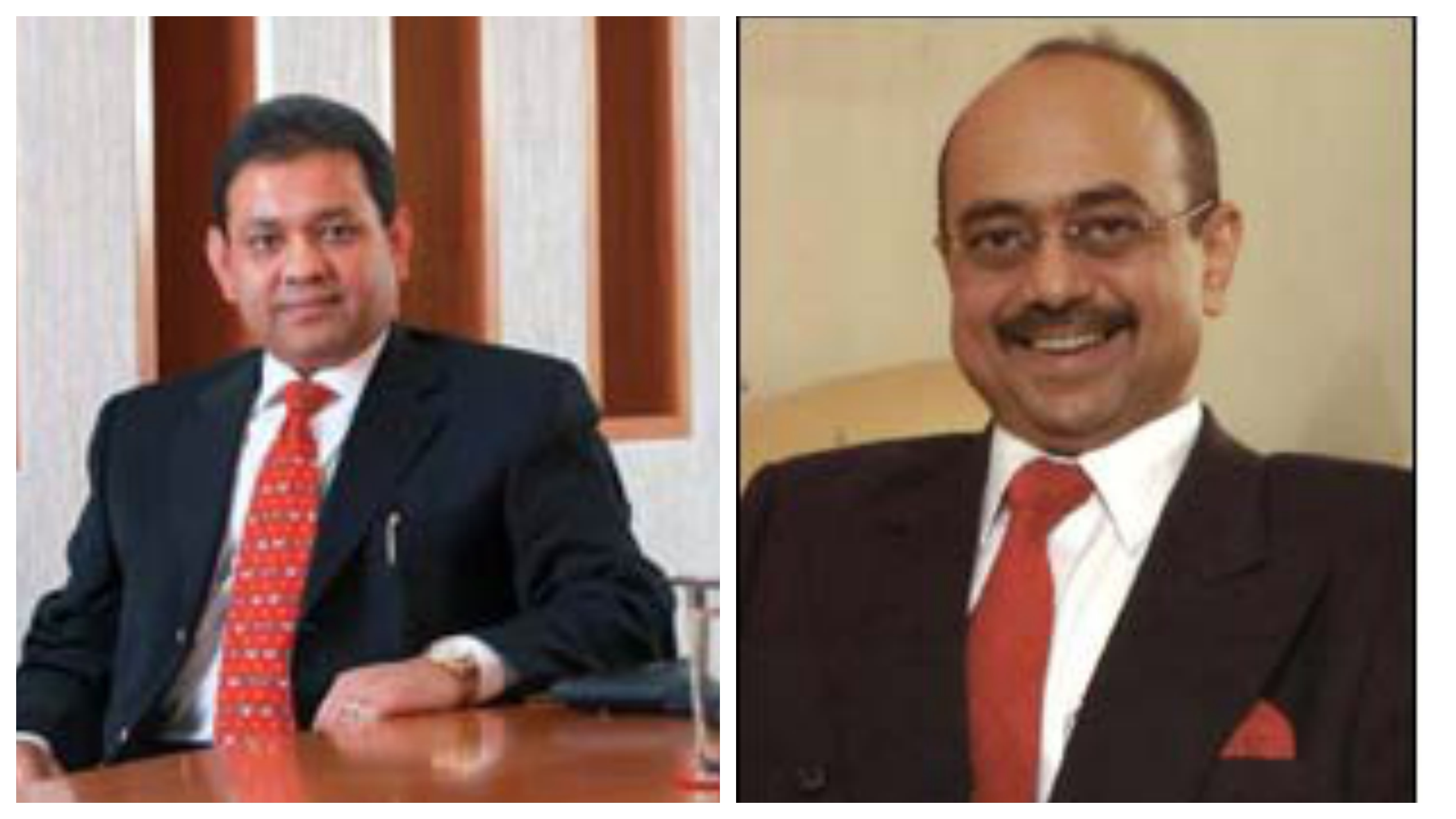 Amit Patel (left) and Rahul Patel's names had figured in the Panama Papers case.