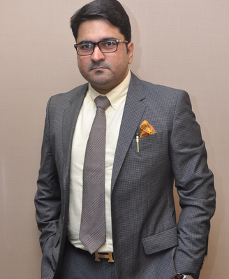 Rahul Maroo, senior vice president, Omkar Realtors, said many developers in India are coming up with projects which are at par with international standards to cater to NRIs. Photo courtesy: Omkar Realtors
