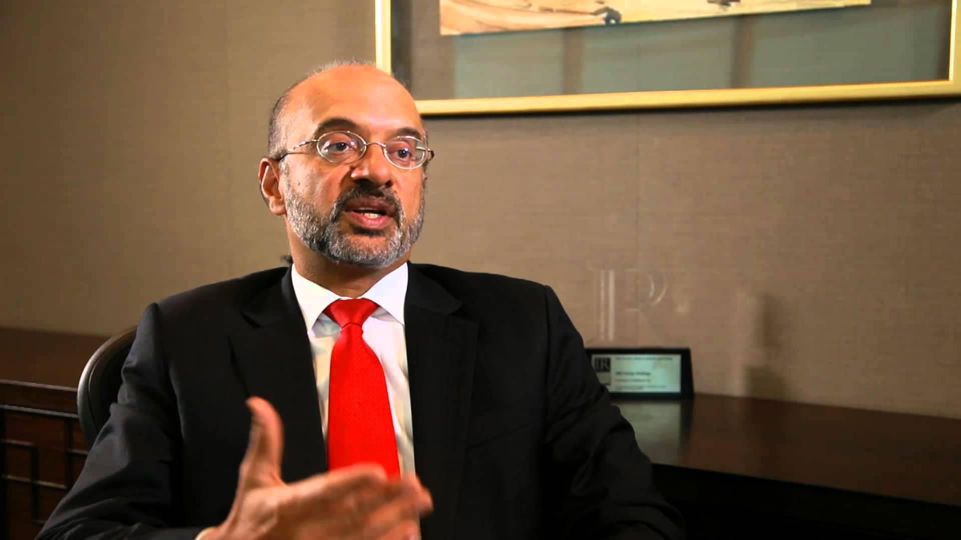 Piyush Gupta, CEO & Director, DBS Group