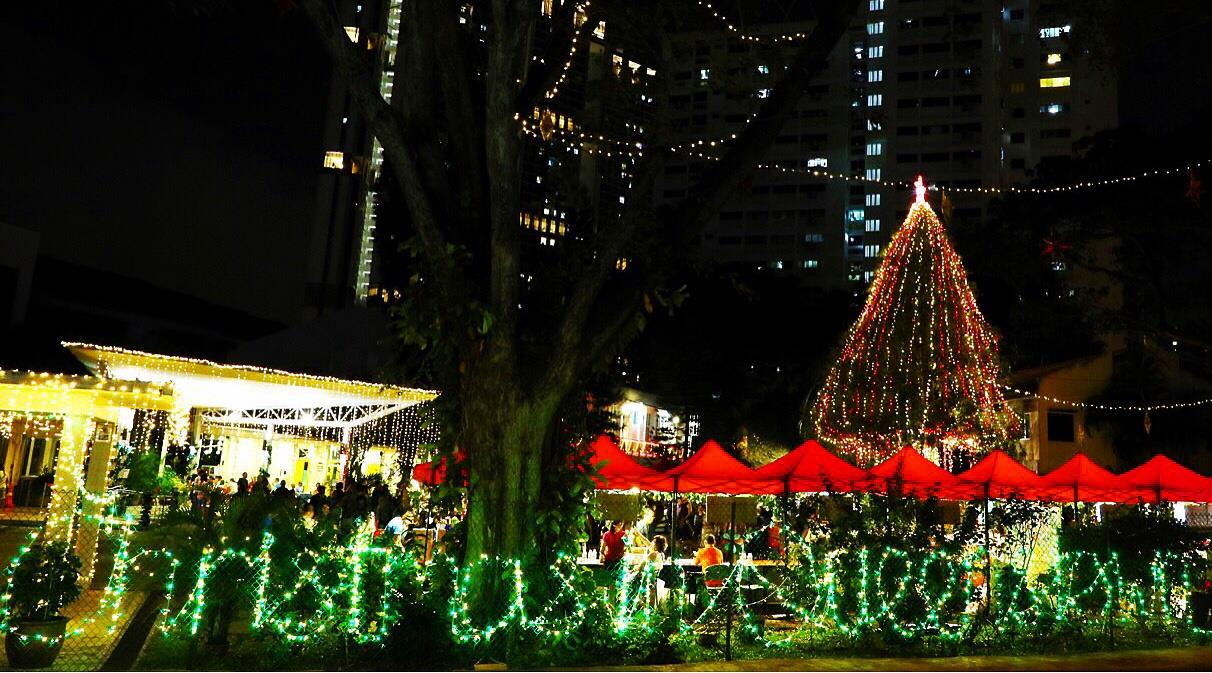 Queenstown Christmas Singapore
