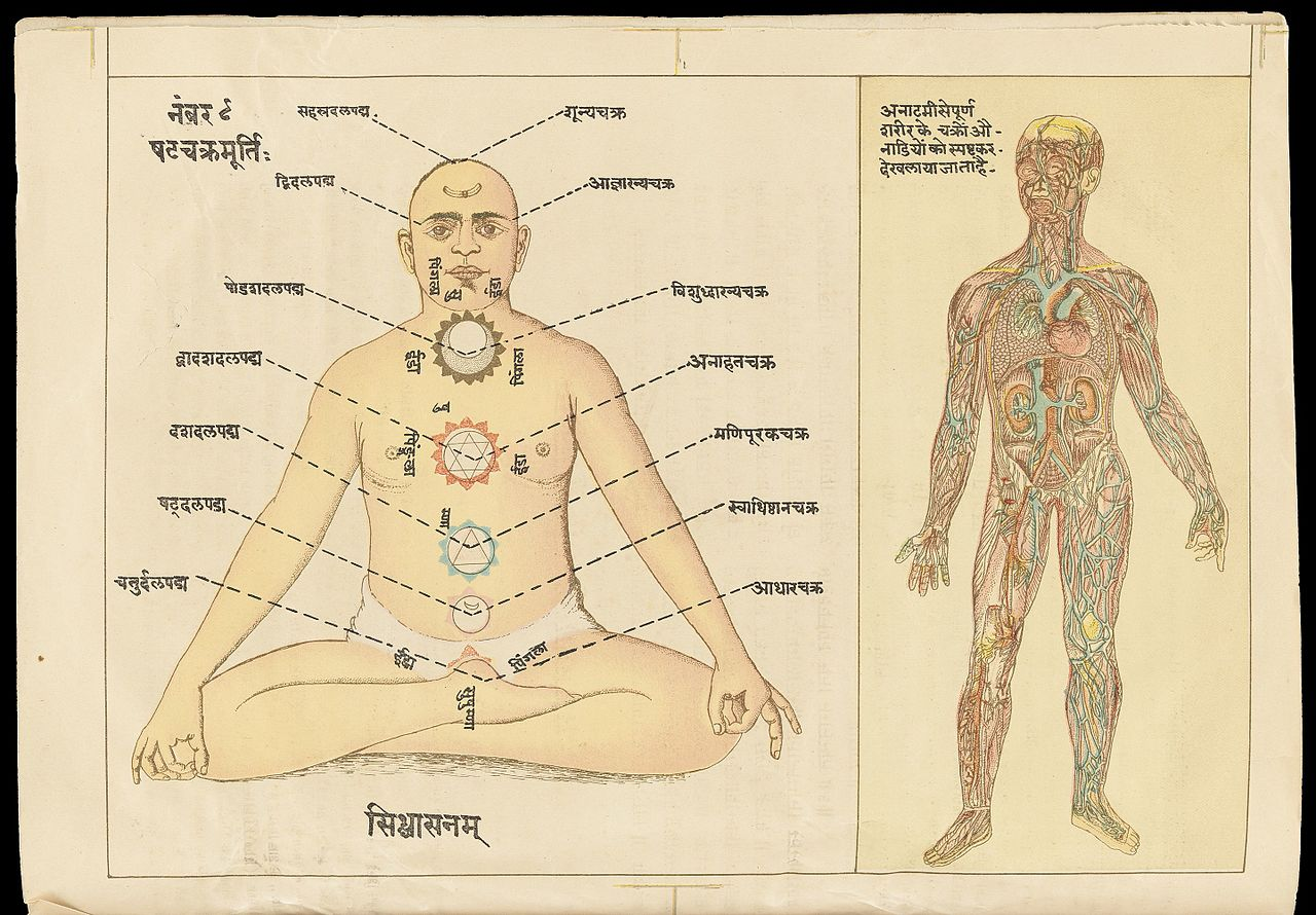 Pranayama - an ancient breathing meditation technique - has been scientifically proven to reduce stress and other health issues. Photo courtesy: Wikimedia