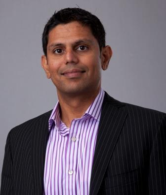 Karthik Krishnan previously served for more than a decade at RELX as senior vice president.