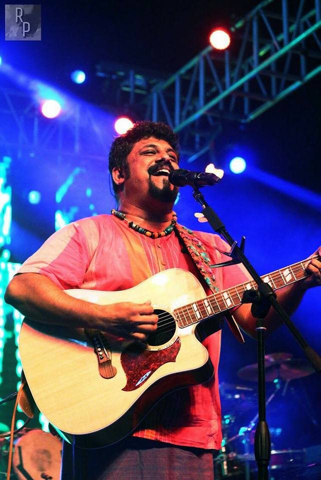 Raghu Dixit and his band have played many shows all over the world.