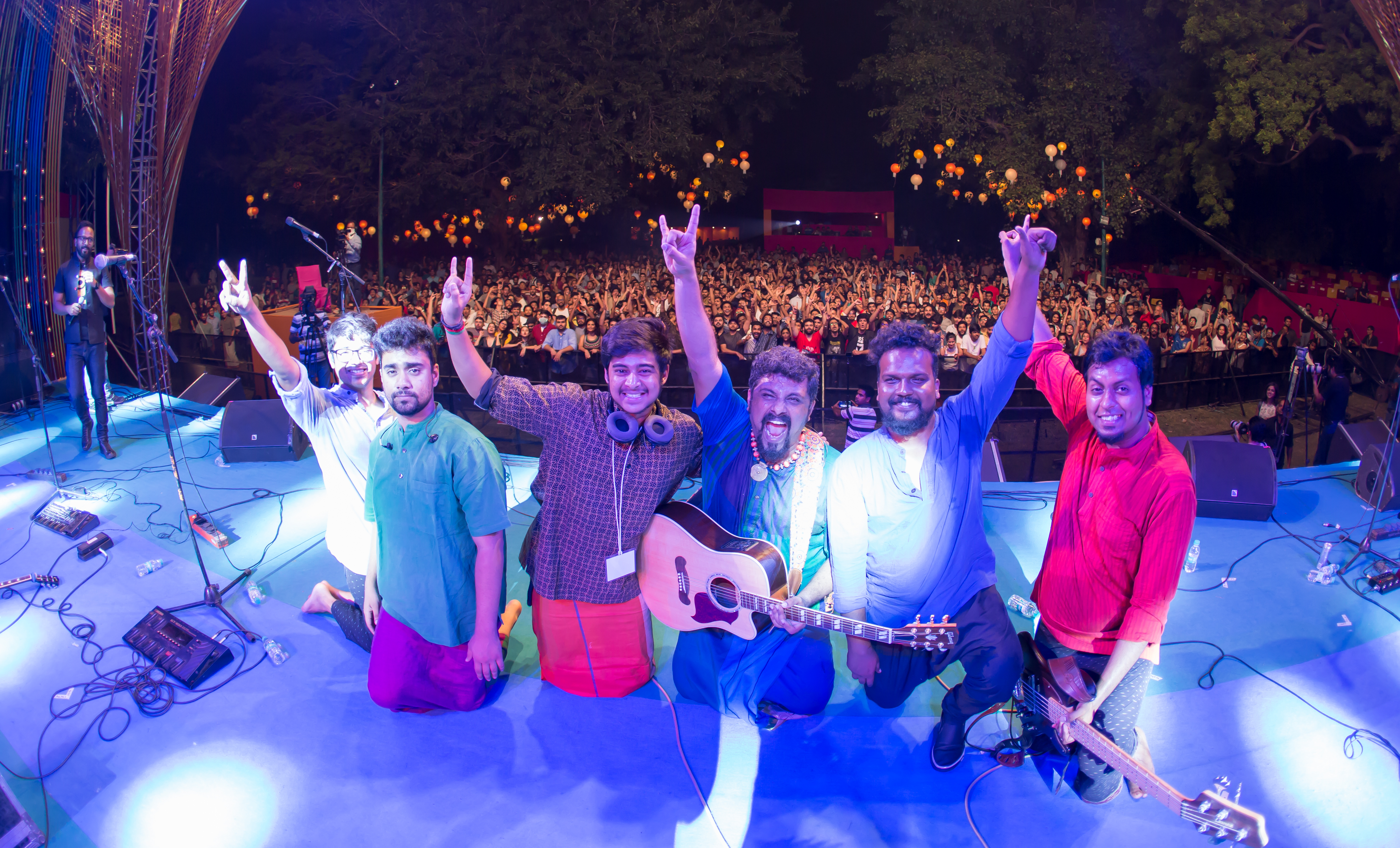 Dixit, and The Raghu Dixit Project, are best known for taking ancient Kannada poetry and presenting it around the world with a contemporary, global sound.