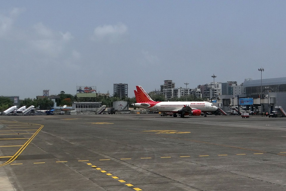 the caller, his wife and children were offloaded from the Delhi-bound flight
