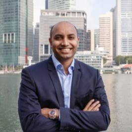 Prajit Nanu, co-founder and CEO of InstaReM