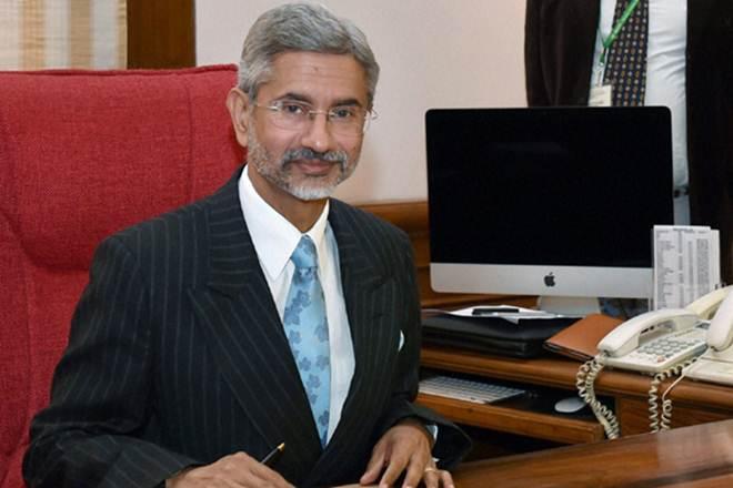Indian Foreign Secretary S Jaishankar.