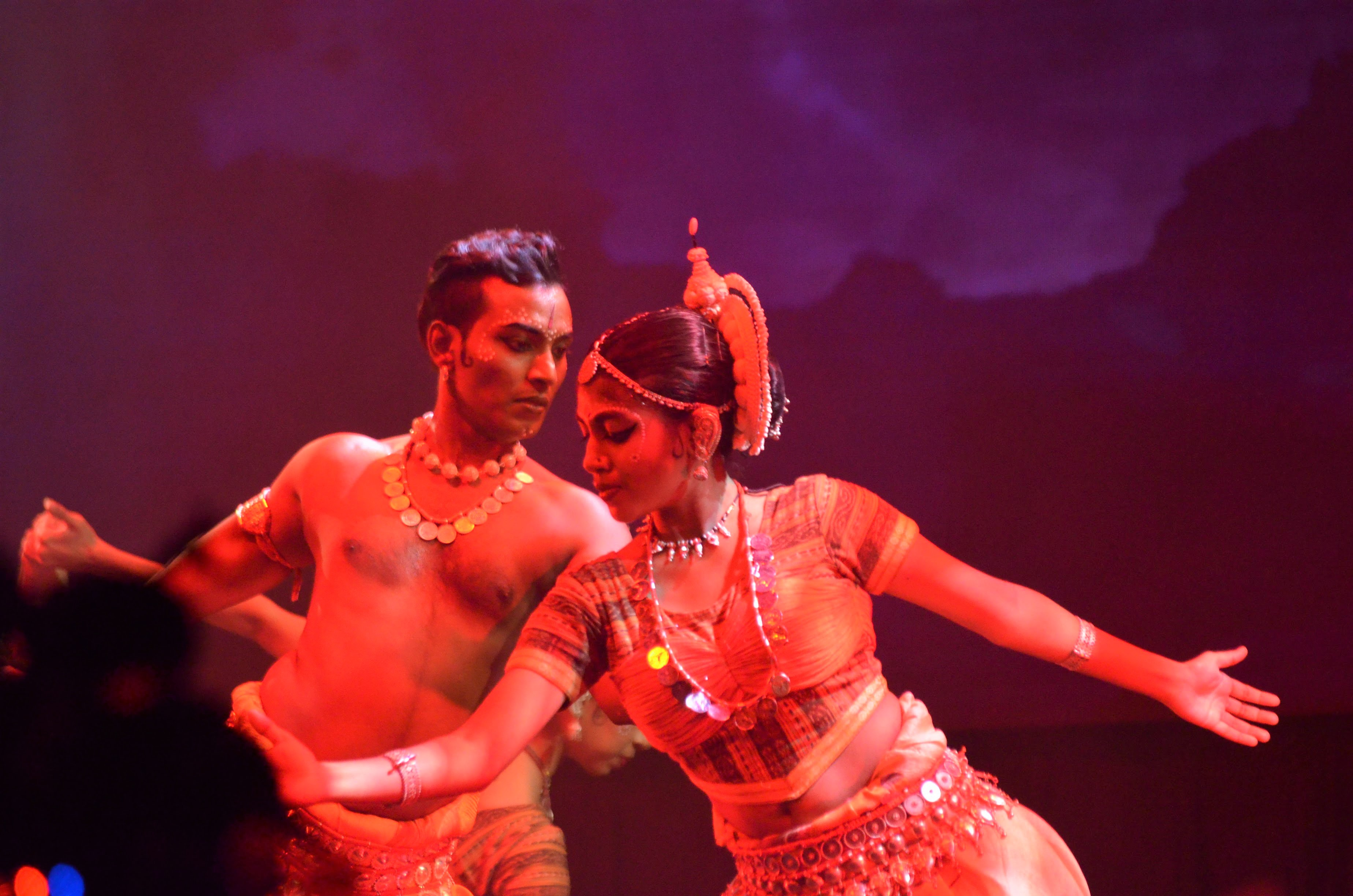 The artistes retold myths from Indian classic mythology that have become part of the lore shared with ASEAN's culture.