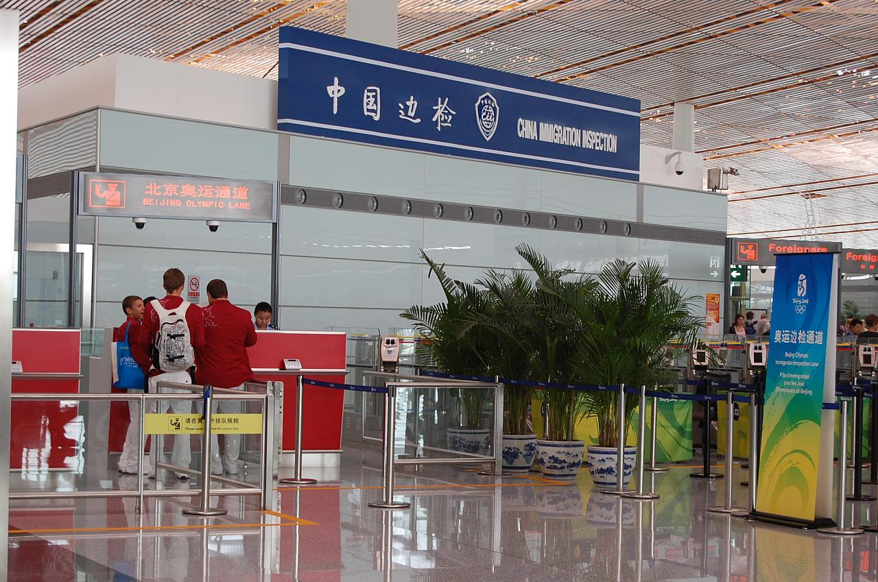 Most foreigners working in China have to renew their visas every one or two years